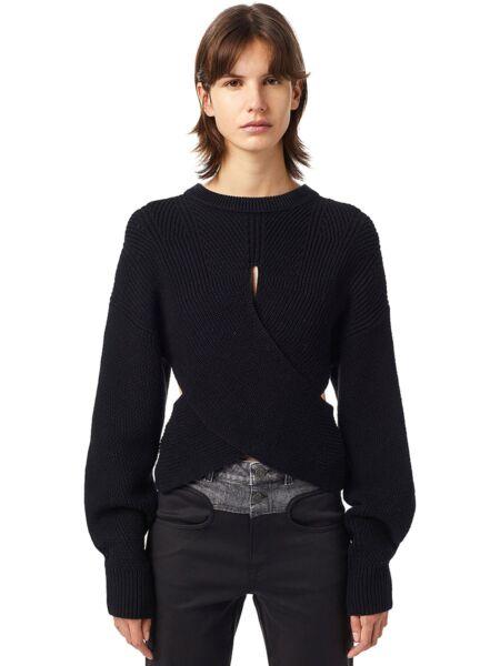 Diesel - Ženski džemper sa prorezom