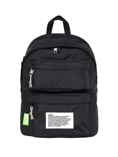 Crni muški ruksak - Diesel
