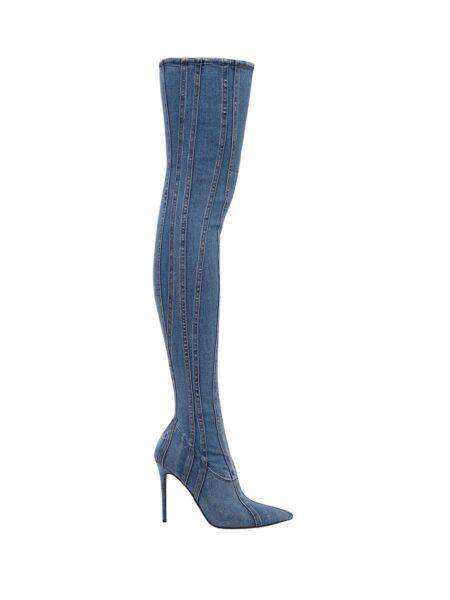 Ženske čizme preko koljena - Diesel