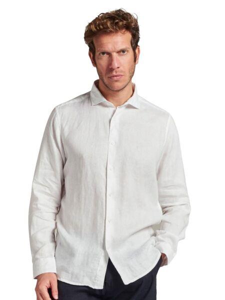 Bijela muška košulja - Dstrezzed