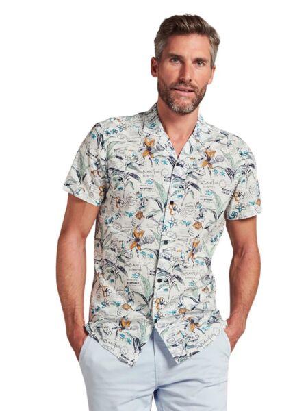 Muška košulja sa printom - Dstrezzed