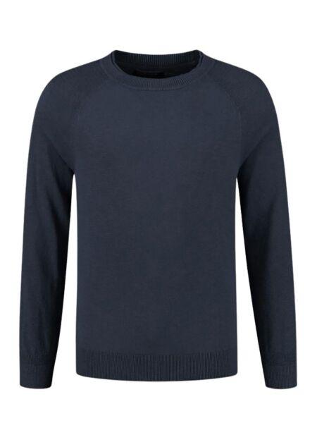 Teget muški džemper - Dstrezzed