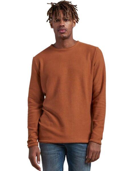 Dstrezzed - Narandžasti muški džemper