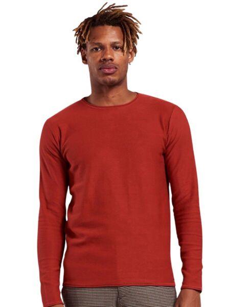 Dstrezzed - Crveni muški džemper