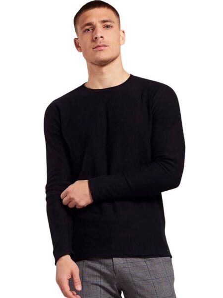 Dstrezzed - Crni muški džemper