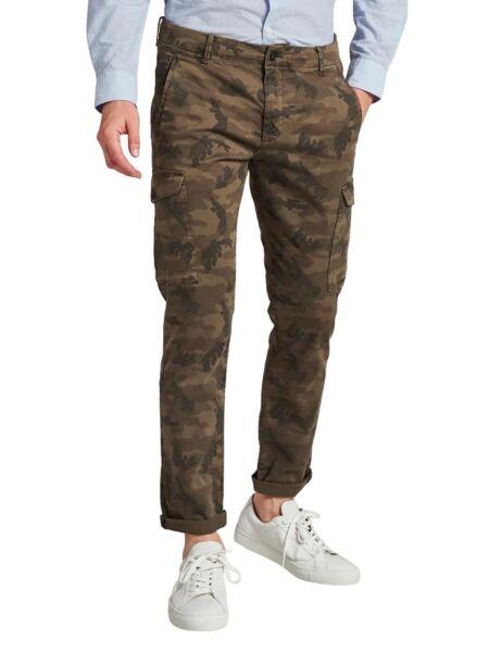 Maskirne muške pantalone - Dstrezzed