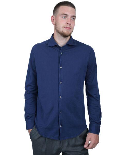 Fedeli - Plava muška košulja