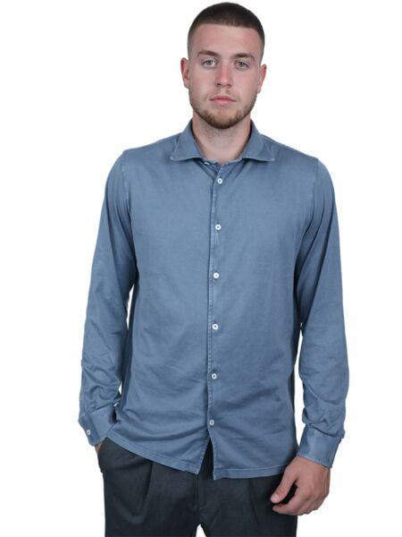 Fedeli - Siva muška košulja