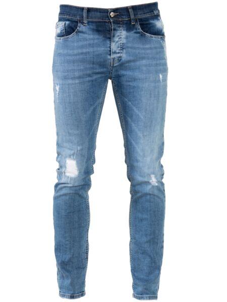 Plavi muški džins - Frankie Morello