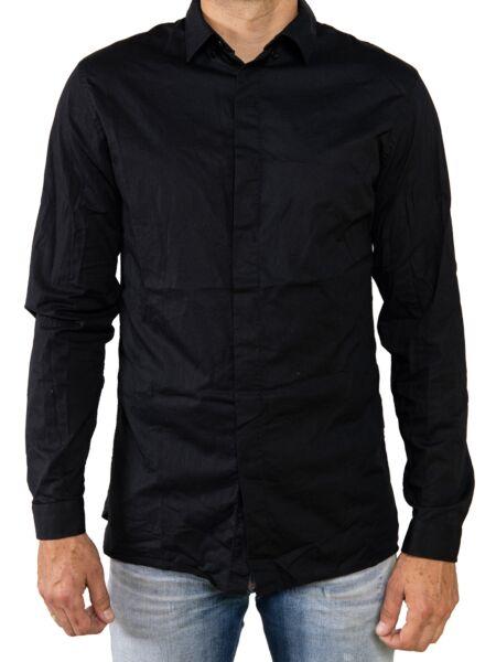 Crna muška košulja - Frankie Morello