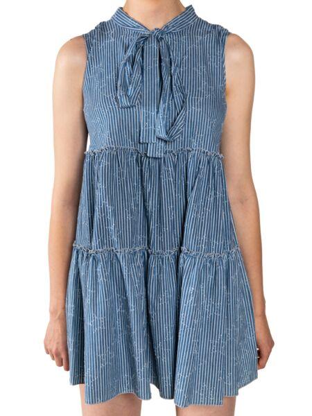 Prugasta mini haljina - Frankie Morello