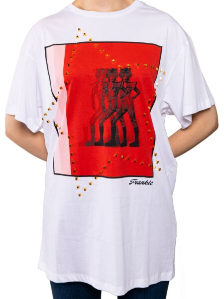 Dugačka ženska majica - Frankie Morello