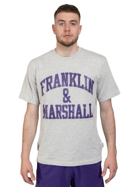 Muška logo majica - Franklin&Marshall