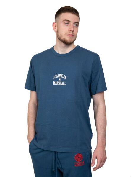 Teget muška majica - Franklin&Marshall