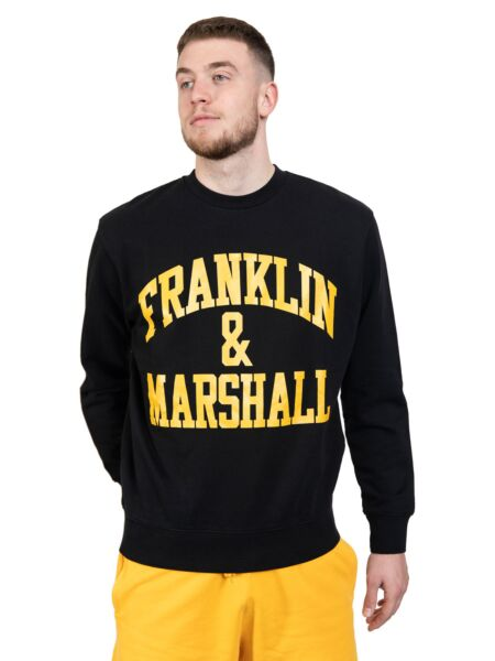 Muški logo duks - Franklin&Marshall