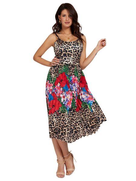 Lepršava midi haljina Marciano