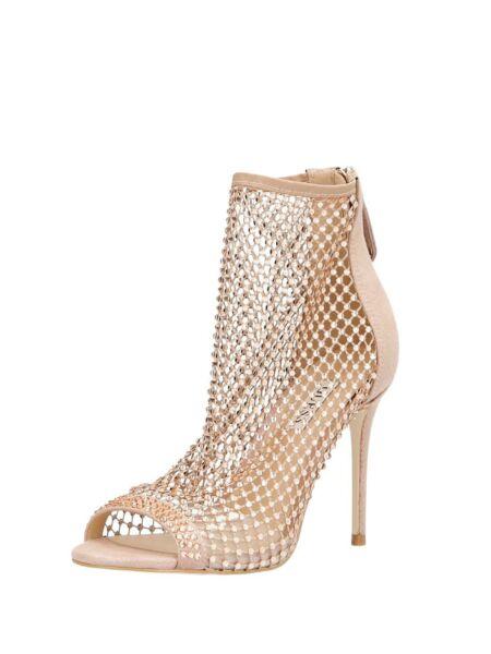 Mrežaste sandale sa potpeticom - Guess