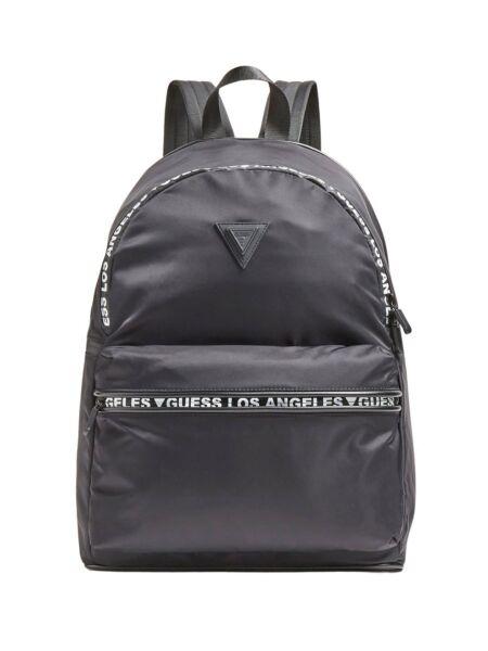 Crni muški ruksak - Guess