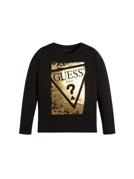 Guess - Logo majica za djevojčice