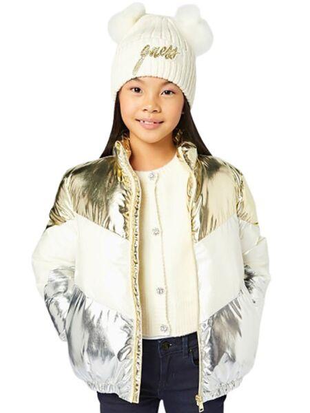 Guess - Kolor-blok jakna za devojčice