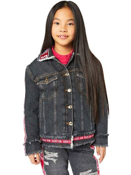 Guess - Teksas jakna za devojčice