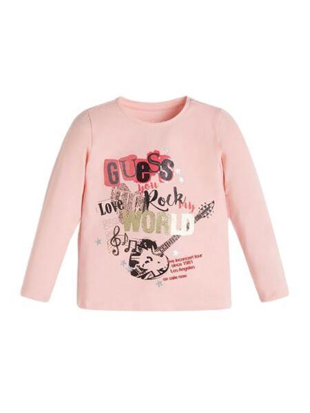 Guess - Majica sa printom za djevojčice