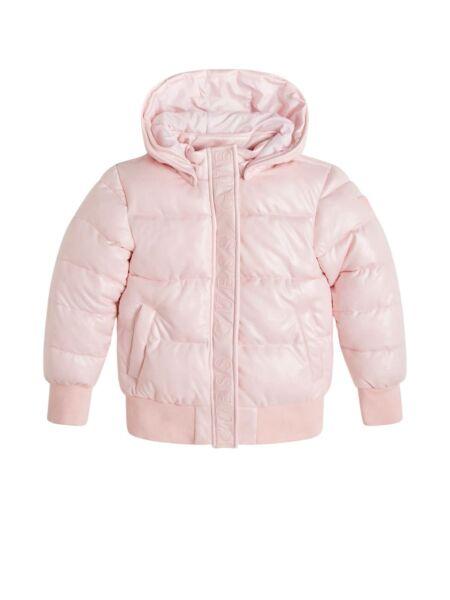 Guess - Bebi roze jakna za devojčice