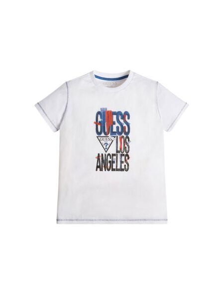 Guess - Logo majica za dječake