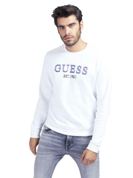 Bijeli muški duks - Guess