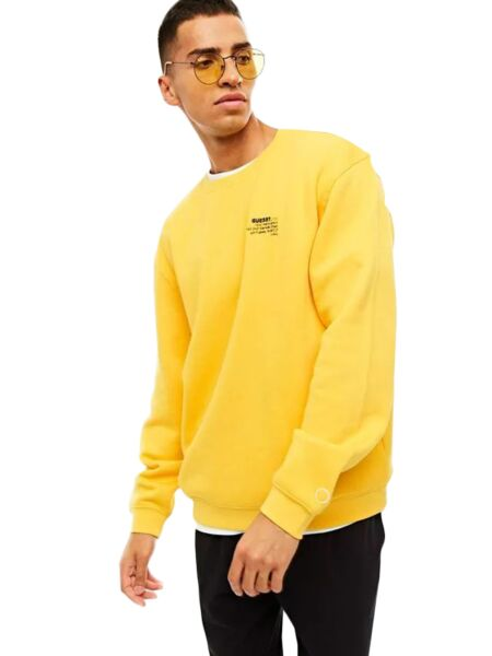 Žuta muška dukserica - Guess