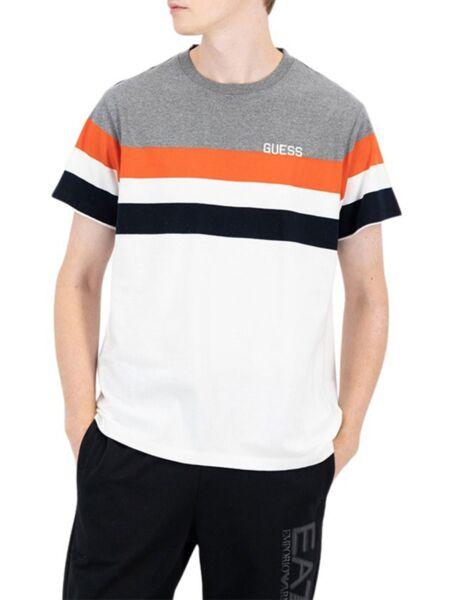 Guess - Muška majica s prugama