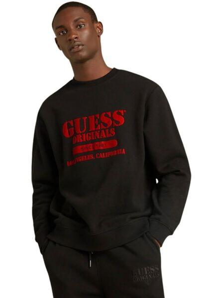 Guess - Muški logo duks