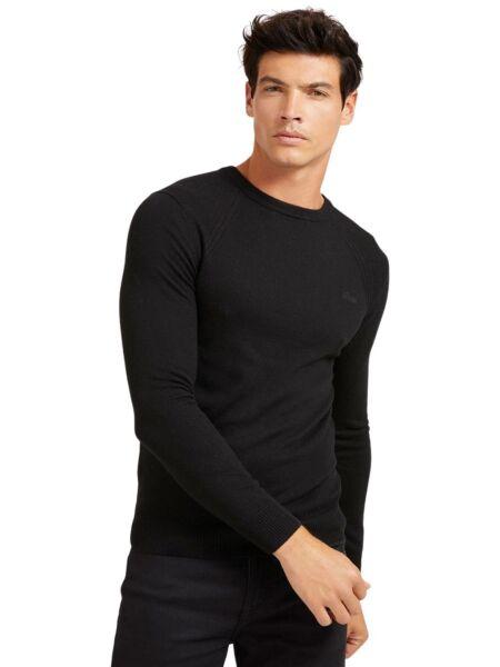 Guess - Crni muški džemper