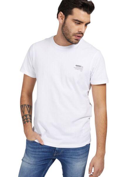 Bijela muška majica - Guess