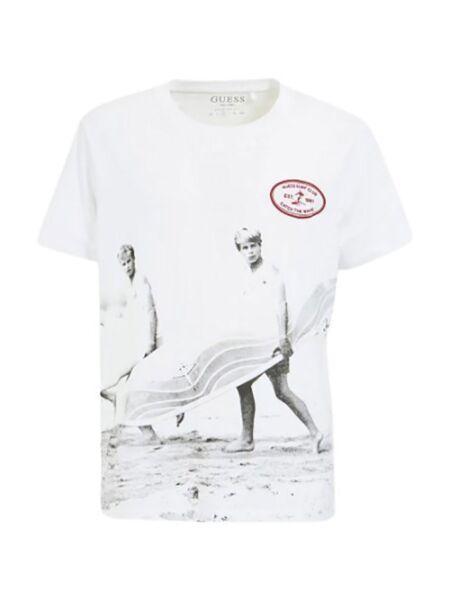 Muška majica sa printom - Guess