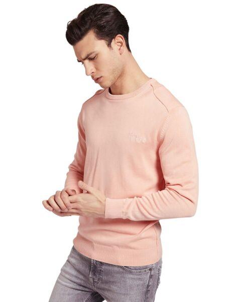 Roze muški džemper - Guess