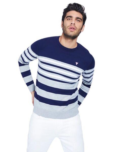 Prugasti muški džemper - Guess