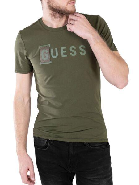 Guess - Maslinasta muška majica