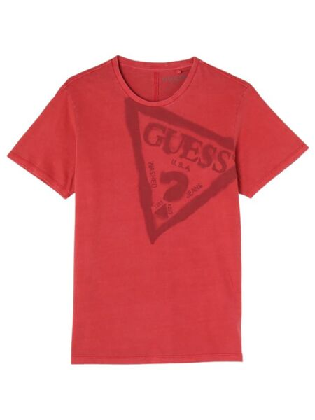 Guess - Crvena muška majica