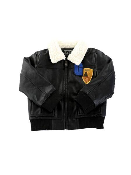 Guess - Crna jakna za dečake