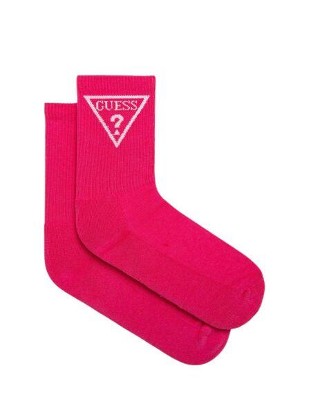 Guess - Ciklama ženske čarape