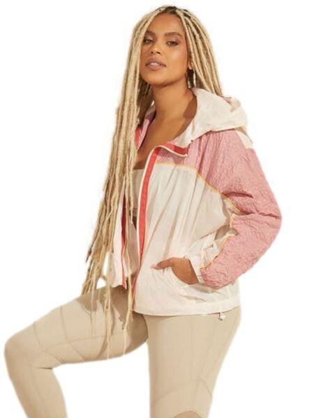 Guess - Kolor-blok ženska jakna