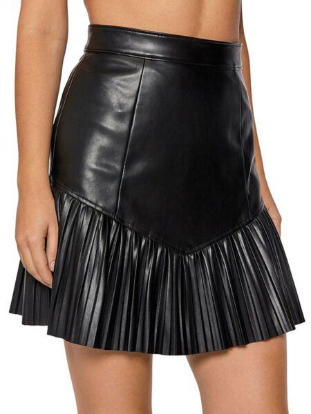 Guess - Crna mini suknja