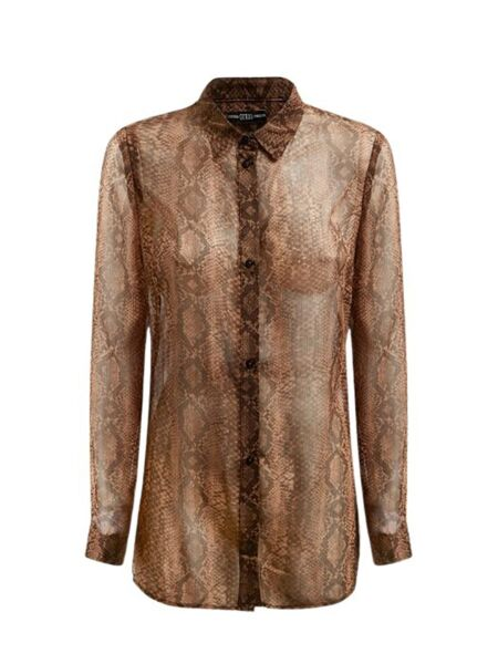 Guess - Zmijska ženska košulja