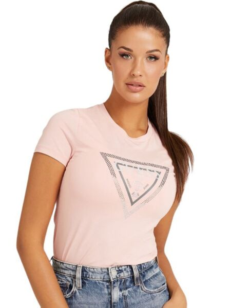 Guess - Ženska majica s cirkonima