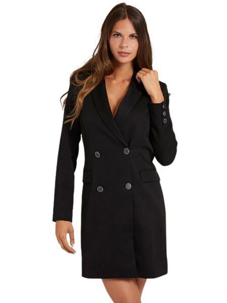 Guess - Crna blejzer-haljina