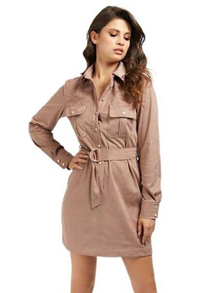 Guess - Mini košulja-haljina