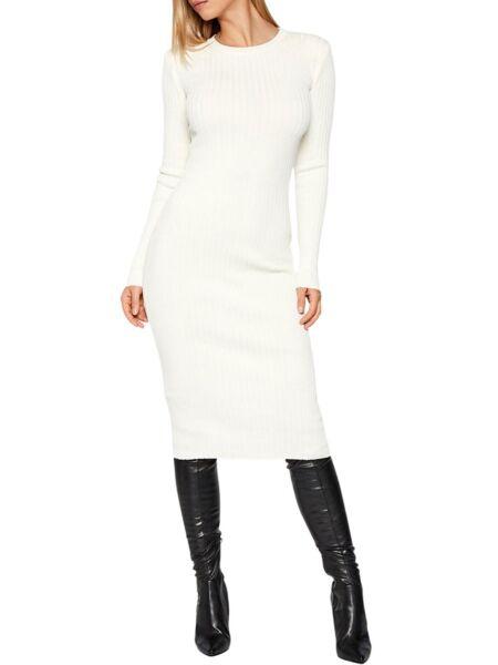 Guess - Rebrasta midi haljina