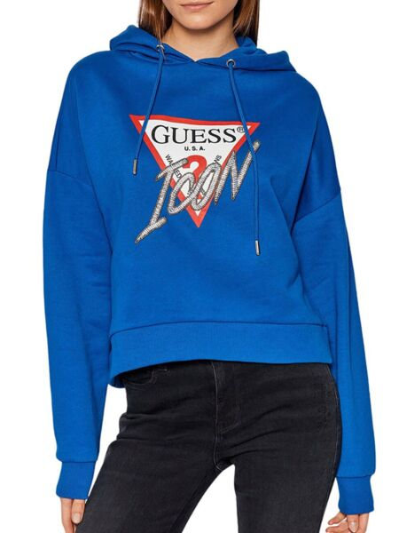 Guess - Ženski duks s kapuljačom