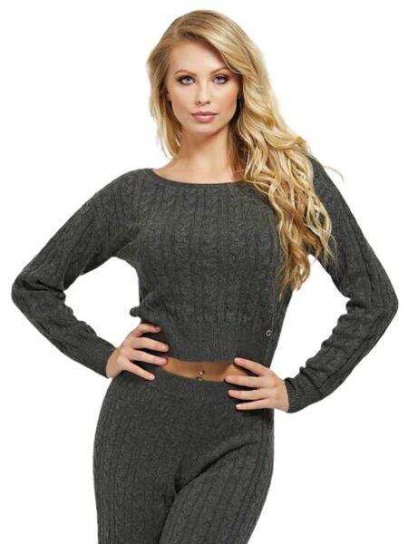 Guess - Sivi ženski džemper